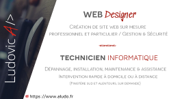 webmaster ludovic a